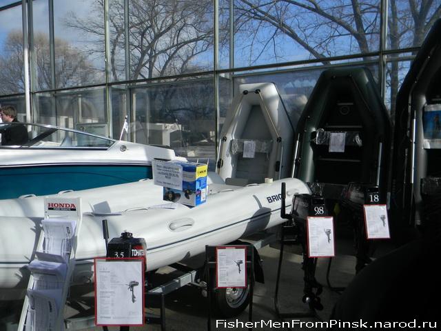 Выставка охота и рыболовство весна